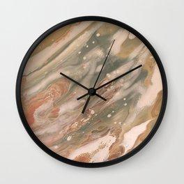 Moldy Marshmallow Wall Clock