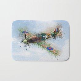 Hawker Hurricane Mk II Bath Mat