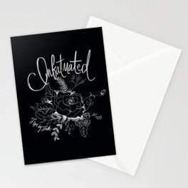Infatuated Stationery Cards