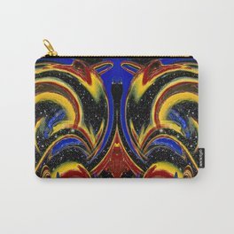Chromatic Time Warp Voyage Carry-All Pouch