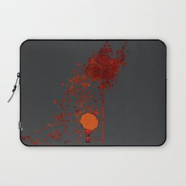 Autumn Burns Laptop Sleeve
