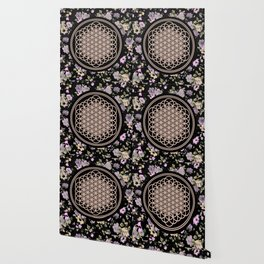 This Is Sempi-floral Wallpaper