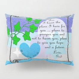 God's Plan Pillow Sham