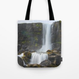 Öxarárfoss Tote Bag