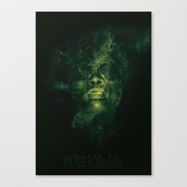 ROLLING PAPERS Canvas Print