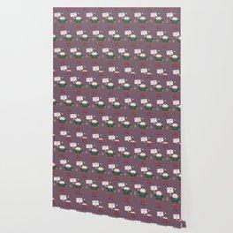 Little Helpers on Strike (Patterns Please) Wallpaper