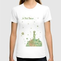 le petit prince T-shirts featuring Le Petit Prince The Little Prince by Carma Zoe