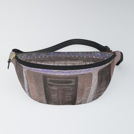 The Old Pino Altos Opera House Fanny Pack