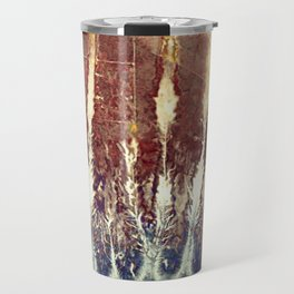Trees laid in the ground Travel Mug