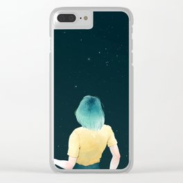 MSD Clear iPhone Case