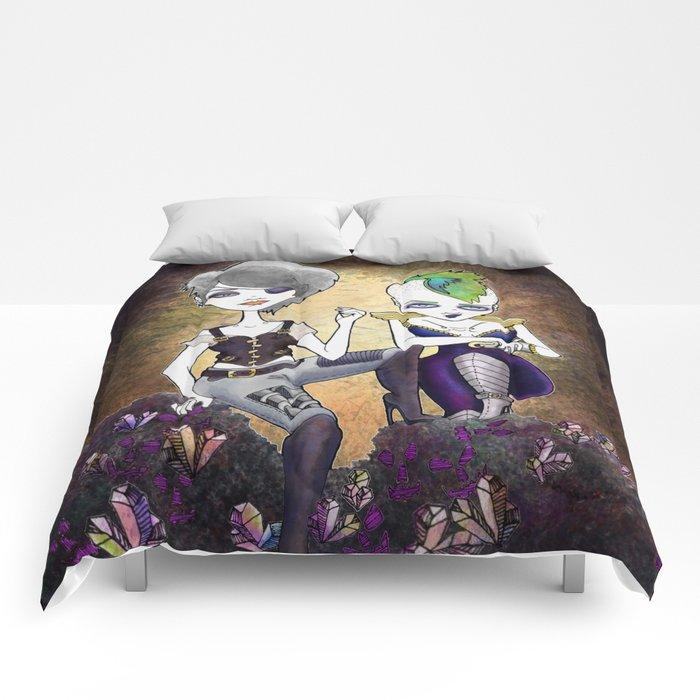 Post-Apocalyptic Heroines Comforters