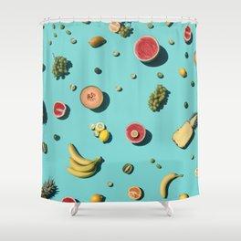 Fruities Shower Curtain