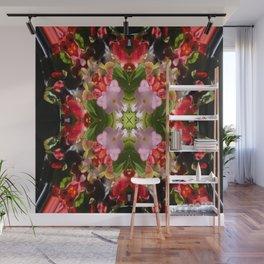 Love of Begonias... Wall Mural