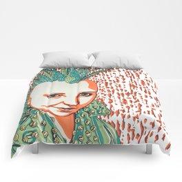 Aloe Vera Mohawk Comforters