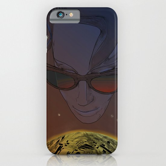 Wanda, Kisses from Planet UZU- Dawn version  iPhone & iPod Case