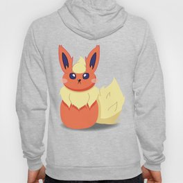 Evolution Bobbles - Flareon Hoody