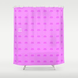 ONMTP - GAME OVER Shower Curtain