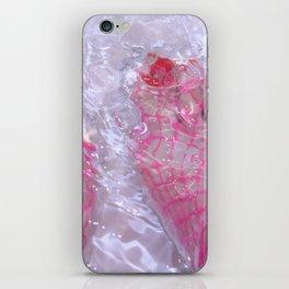 Blue Waterbury iPhone Skin