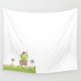 Little Frog Wall Tapestry