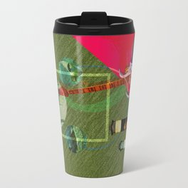 The Illuminated One Man Band Travel Mug
