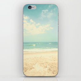 Warm Sand iPhone Skin