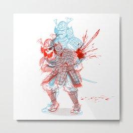 HARAKIRI Metal Print