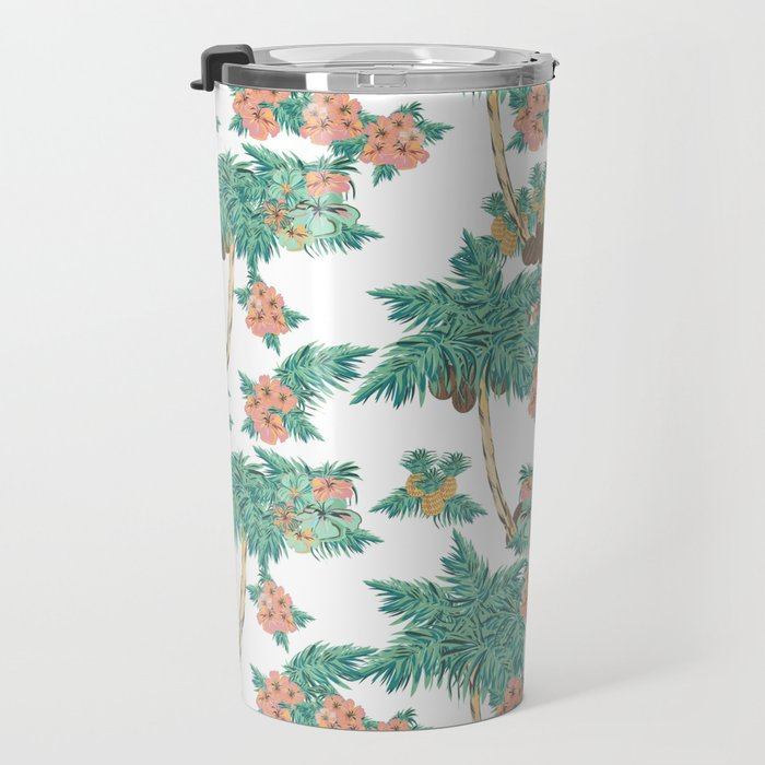 Tropical Kitch Travel Mug