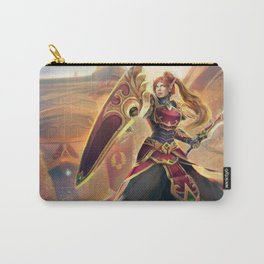 Elven guardian Carry-All Pouch