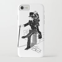 victorian iPhone & iPod Cases featuring Victorian by Cassandra Jean