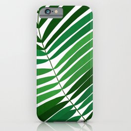 Tropical plant III iPhone Case