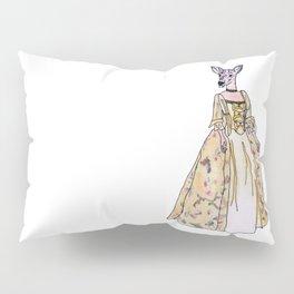 Lady Deer Pillow Sham