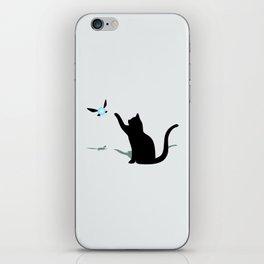 Cat and Navi iPhone Skin