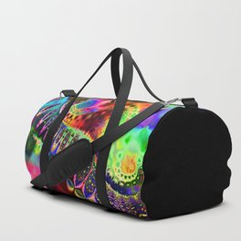 Rainbow Slide Duffle Bag