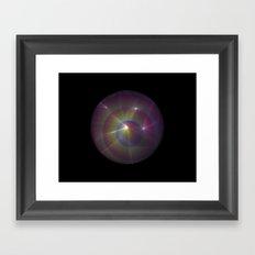 Light of a Different World Framed Art Print