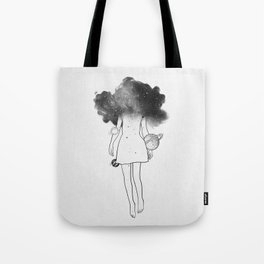 Disappear in yourself. Tote Bag