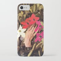 oasis iPhone & iPod Cases featuring OASIS by Beth Hoeckel