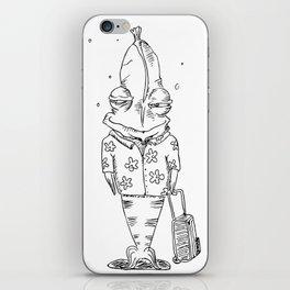 Swanky Fish iPhone Skin