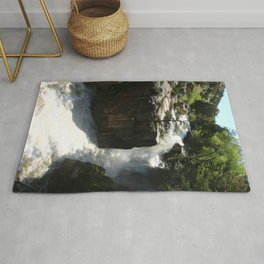 Roaring Waters Of Shell Falls Rug