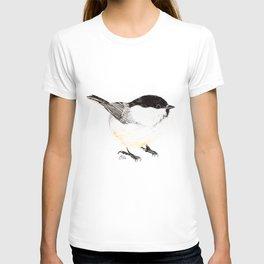 Willow Tit T-shirt