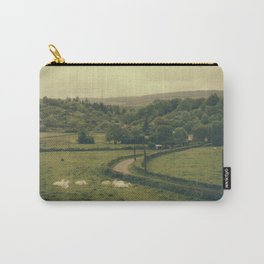 French Countryside  Carry-All Pouch