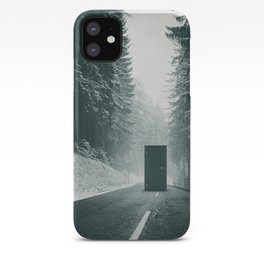 Middle iPhone Case