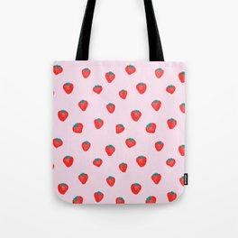 Strawberry | by Kukka Tote Bag