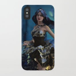 In love with a Fairytale iPhone Case