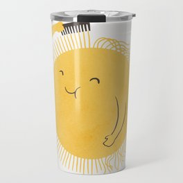 Good Morning, Sunshine Travel Mug