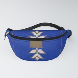 Simple Flower Fanny Pack