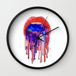 Sick Wall Clock
