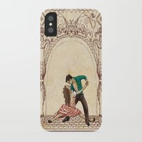 spain iPhone & iPod Cases featuring Spain by Tina Schofield
