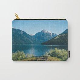 Picnic at Wallowa Lake, Oregon Carry-All Pouch