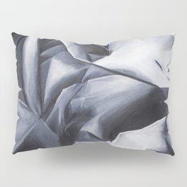 Crumpled Up Pillow Sham