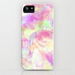 Happy Neons iPhone Case